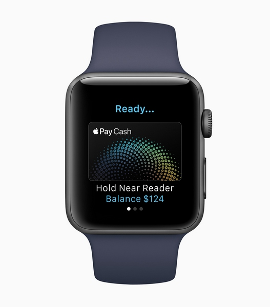 Apple Pay watchOS