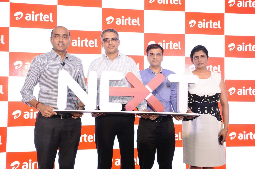 Airtel Project Next