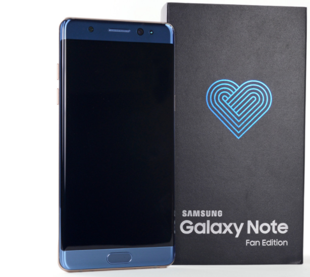 Galaxy Note Fan Edition Featured Image