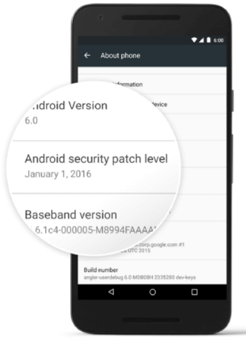 Google security patch