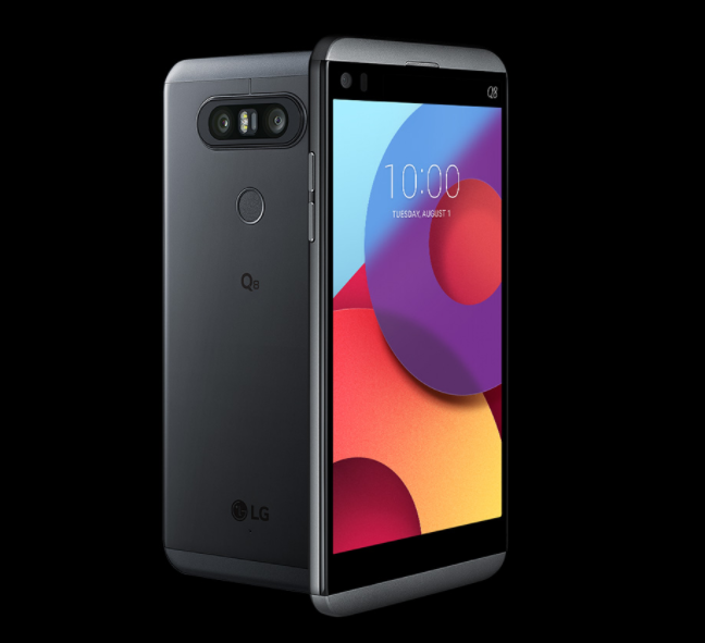 LG Q8 featured image