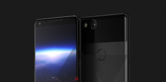 Pixel XL 2 leaked render