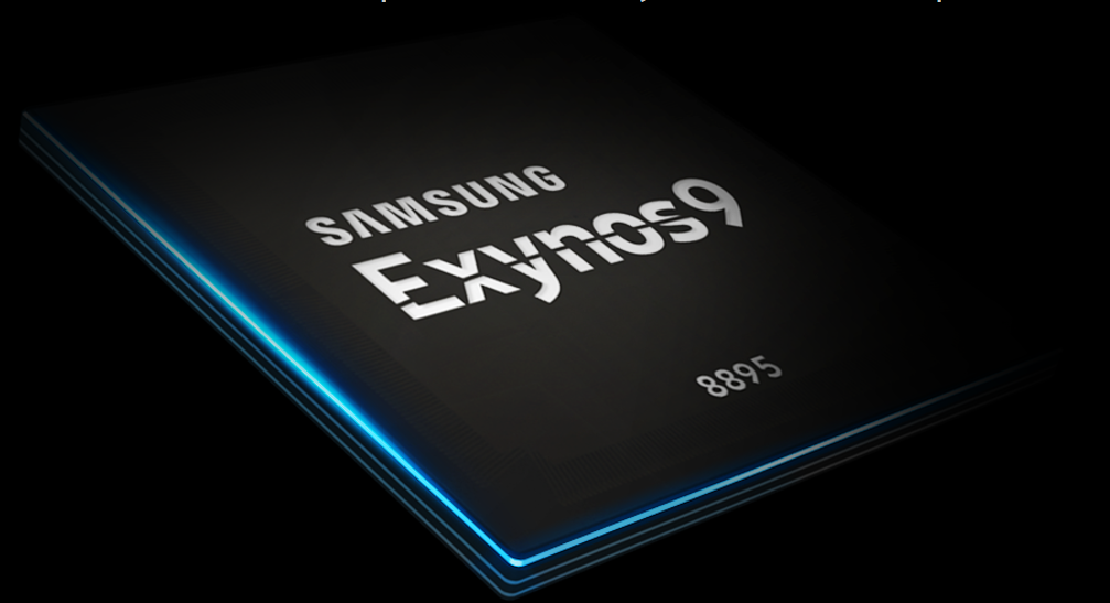 Samsung Exynos 8895 on Galaxy Note 8
