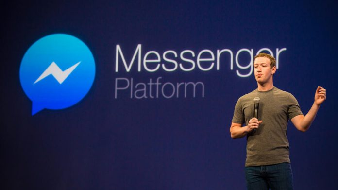 Facebook Messenger updated with admin privileges and joinable links