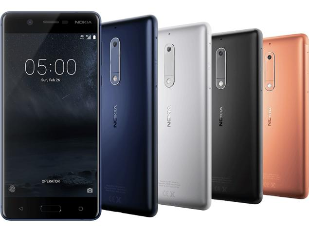 Nokia 5  - 2262017101630PM 635 nokia 5 - Android 8.1 Oreo update for Nokia 5, Nokia 6 starts rolling out in India