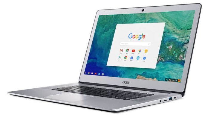 Acer-Chromebook 15 new