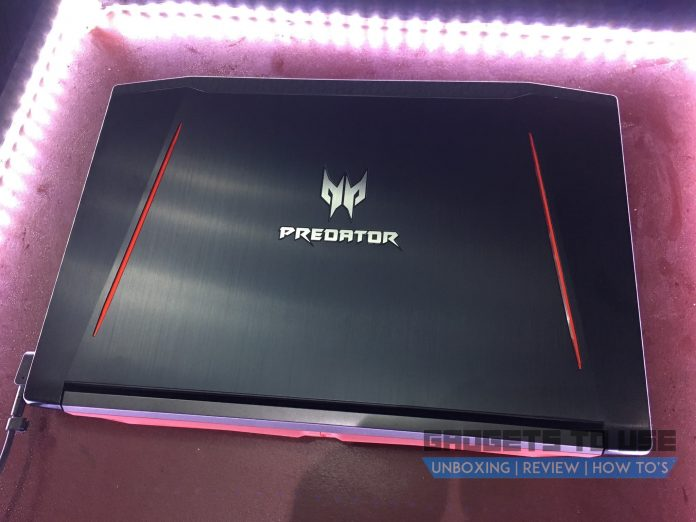 Acer Predator Helios 300 Gaming Laptop Launched In India At Rs 1 29 999