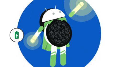 Android 8.0 Oreo launch- battery optimization