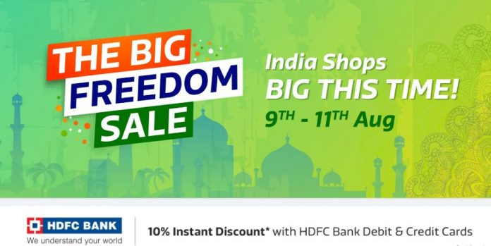 Flipkart-The-Big-Freedom-Sale