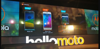 Moto G5S and G5S Plus launch_cr