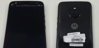 Moto X4 leaked featured image
