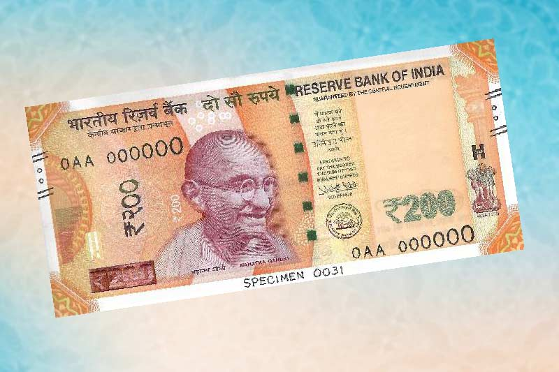 Rs. 200 Note
