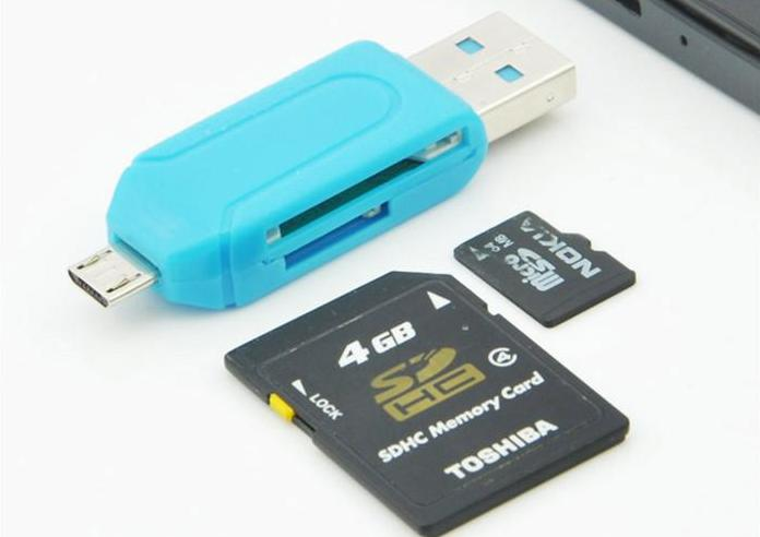 SD cards and Pen Drives