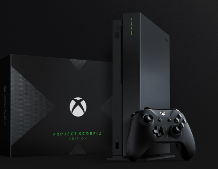 Xbox One X Project Scorpio edition Featured Image