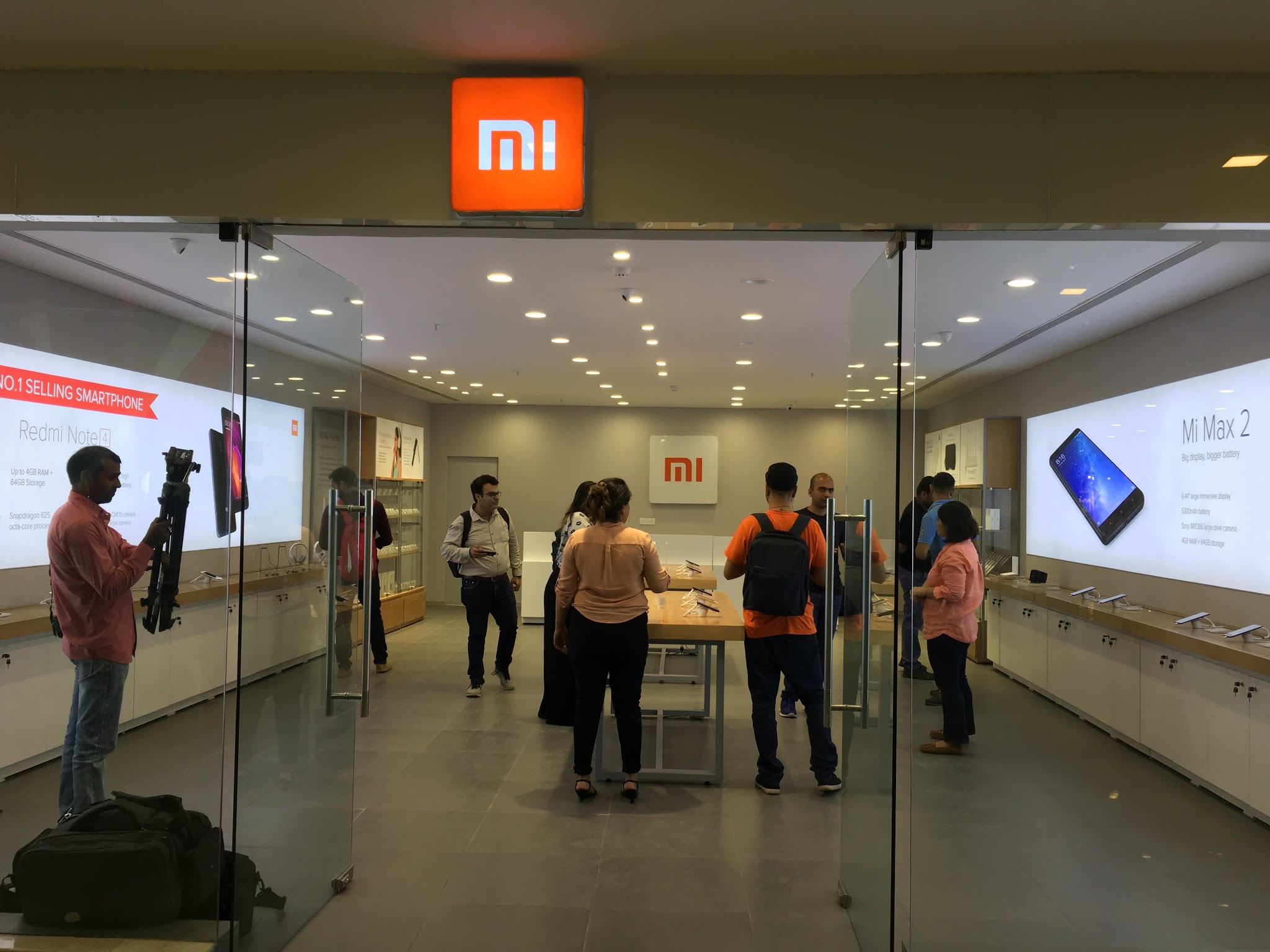 Xiaomi Will Open Its Mi Home Store In Delhi Ncr On August 19