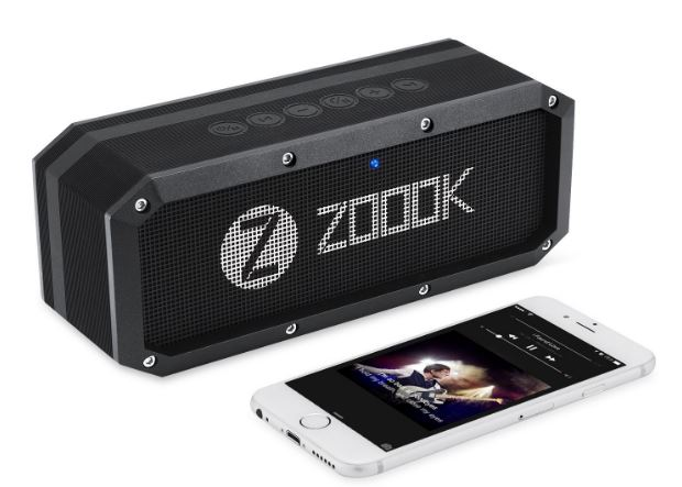 Zoook Rocker Armor XL Bluetooth speaker