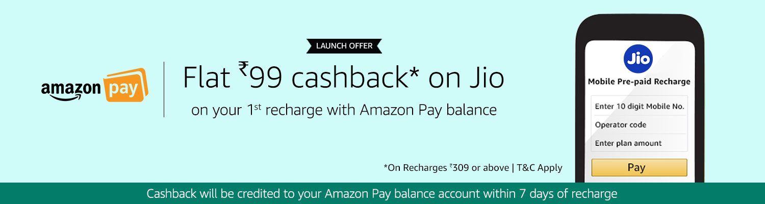 Latest Reliance Jio Recharge Offers: Get Cashback Up To Rs  159