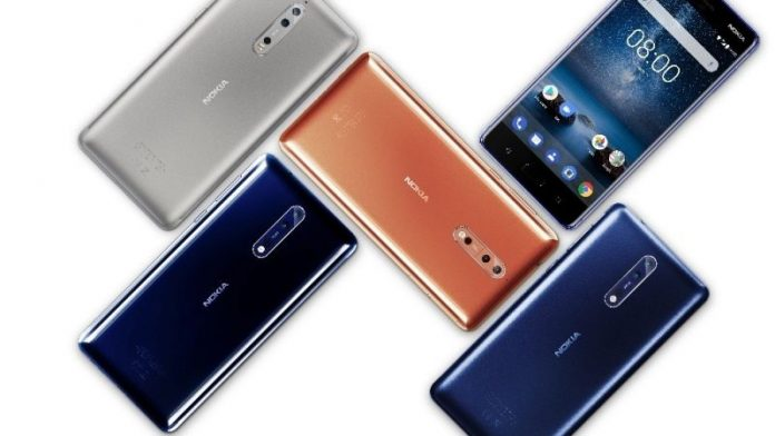 Nokia 8 India launch set for next week