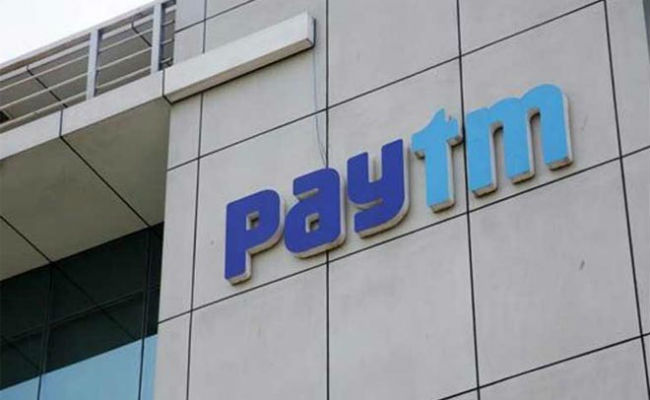 paytm messaging app