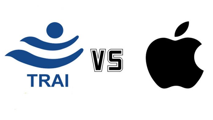 TRAI vs Apple