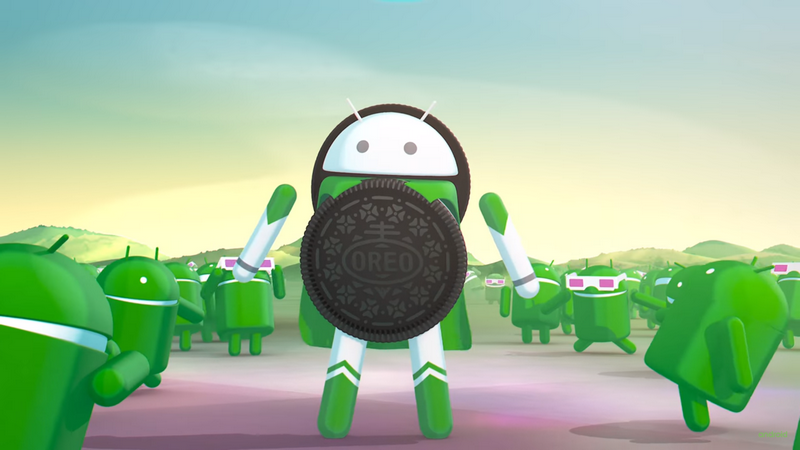 Android Oreo Featured