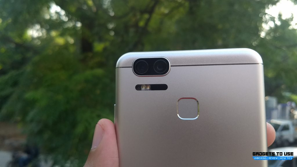 Asus ZenFone Zoom S rear camera