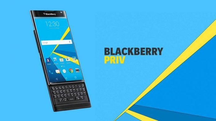 Blackberry Priv will not be updated to Nougat says Blackberry GM