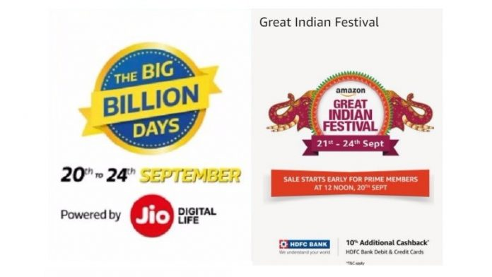 Amazon, Flipkart festival sales: 5 best deals on smartphones