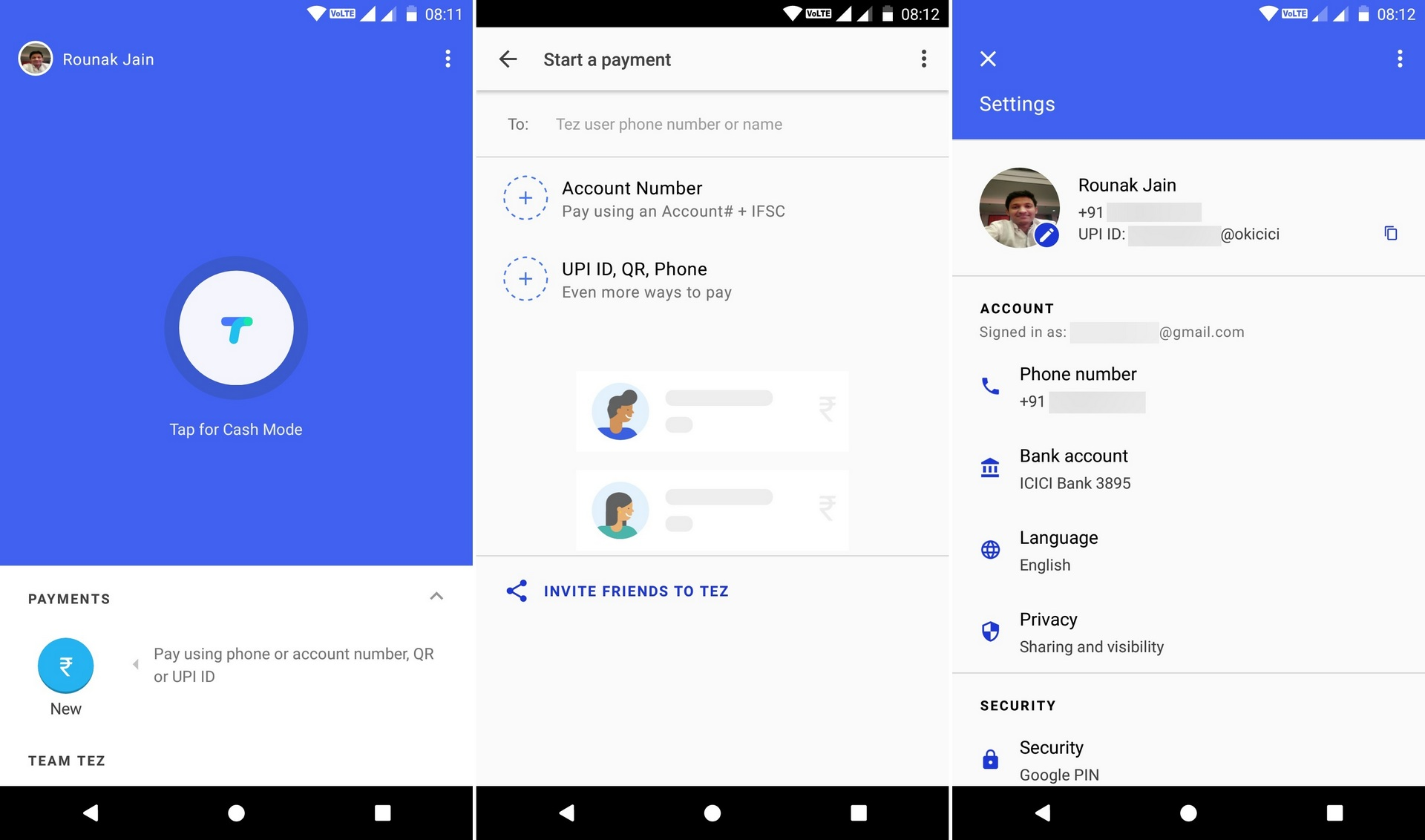 Google Tez, digital payment service launched in India; here's how it works