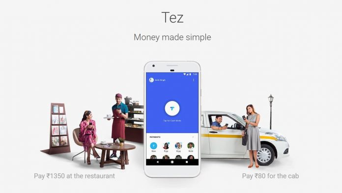 Google Launches Tez, A Mobile Payments App In India
