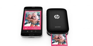 HP Sprocket Z3Z93A