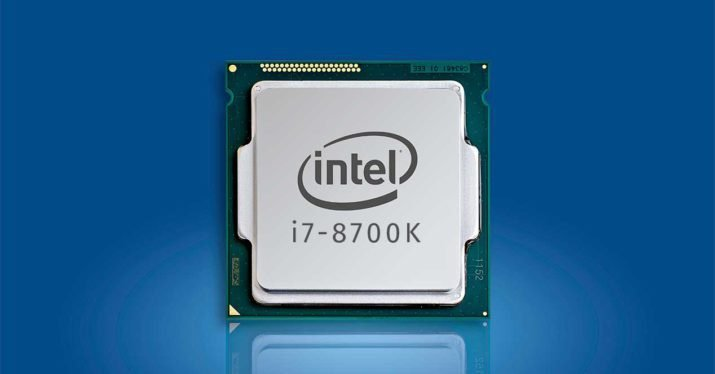 Intel Core i7-8700K Coffee Lake