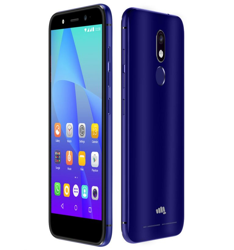 Micromax Selfie 3 Launched For Rs 11999