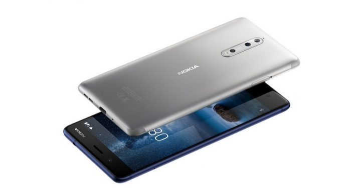 Nokia 8 6GB model set for release in October