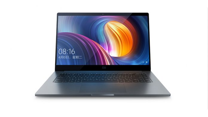Xiaomi Mi Notebook Pro Featured image