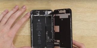 iPhone 8 teardown by iFixit