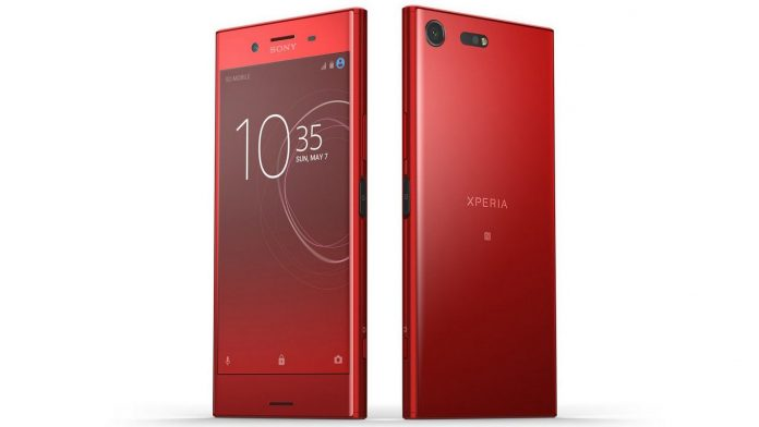 Sony introduces Opulent Red colour to the Xperia XZ Premium