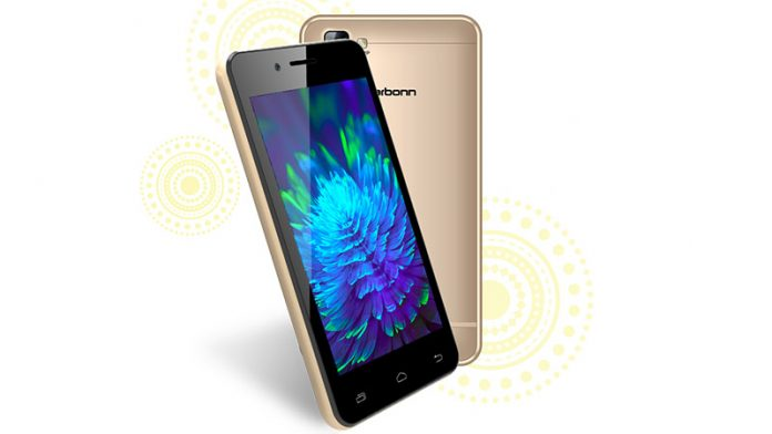 Airtel Karbonn A40 Indian