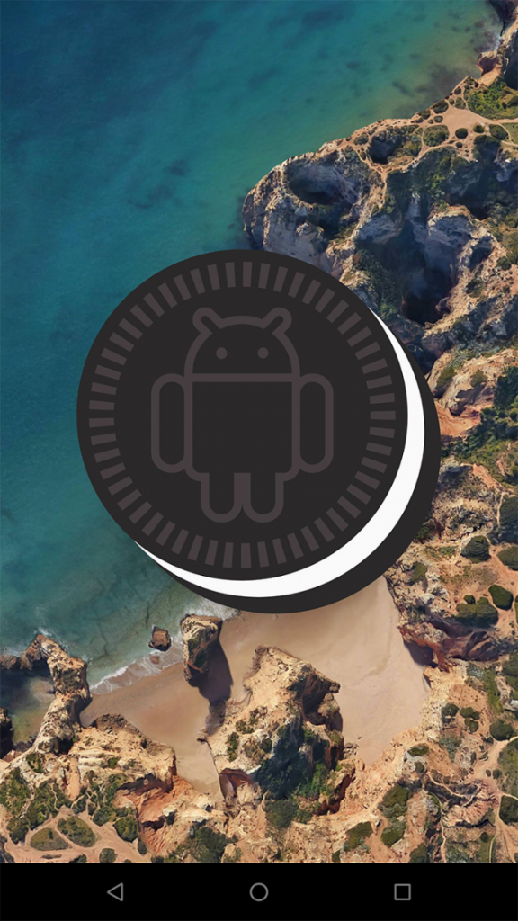 Android 8.1 Oreo Easter Egg