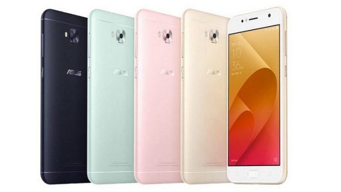 Asus Zenfone 4 Selfie Lite is now available outside Malaysia
