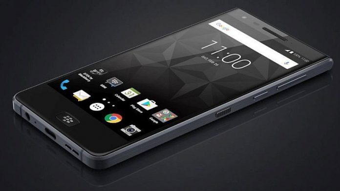 BlackBerry Krypton Motion leaked featured image