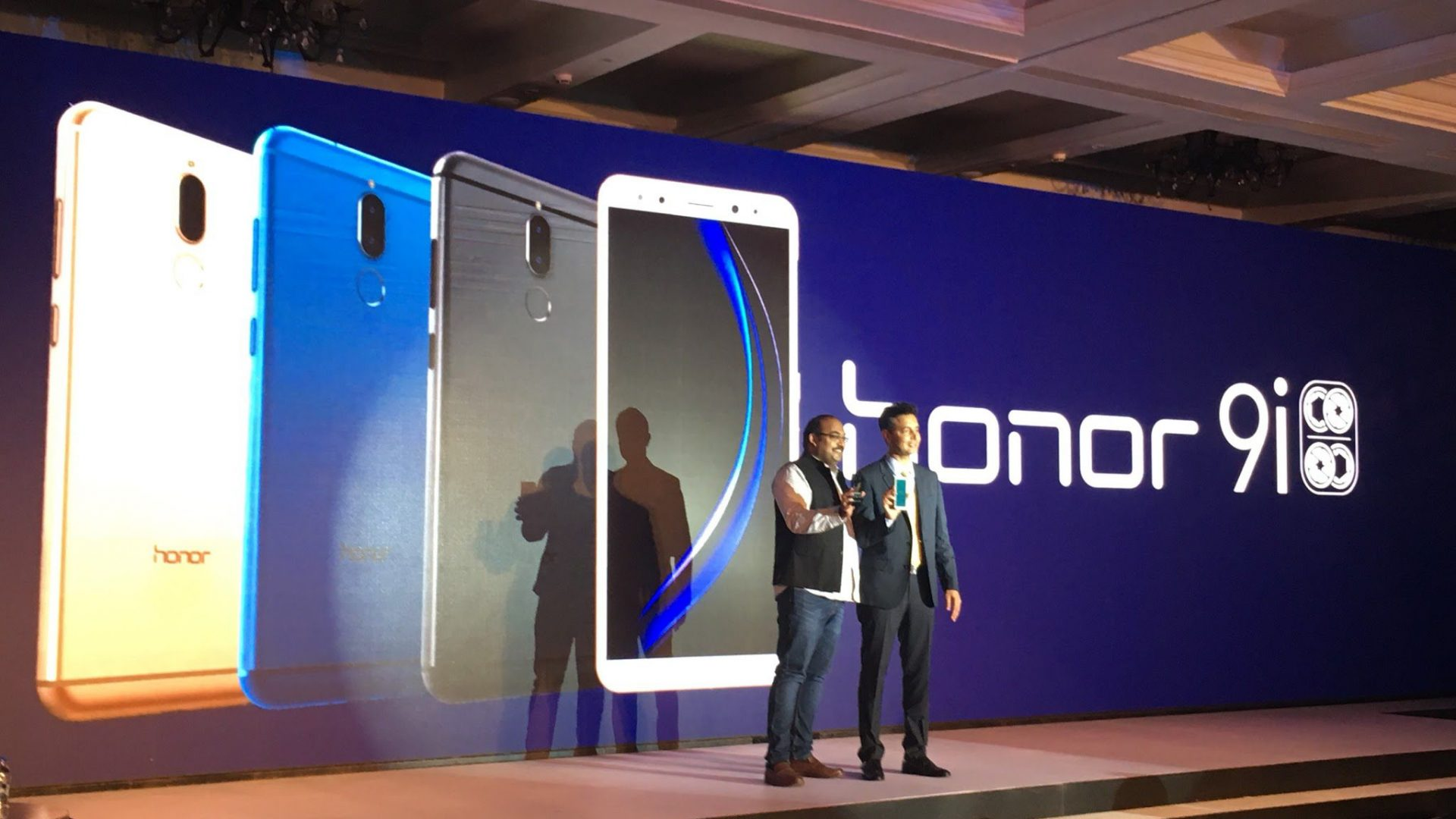 Honor 9i With Four Cameras Launched In India Price