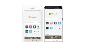 Microsoft Edge for Android and iOS and Microsoft launcher for Android featured