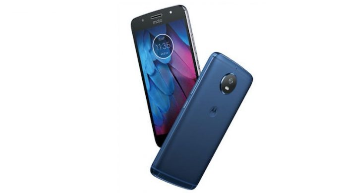 Motorola Moto G5S Midnight Blue
