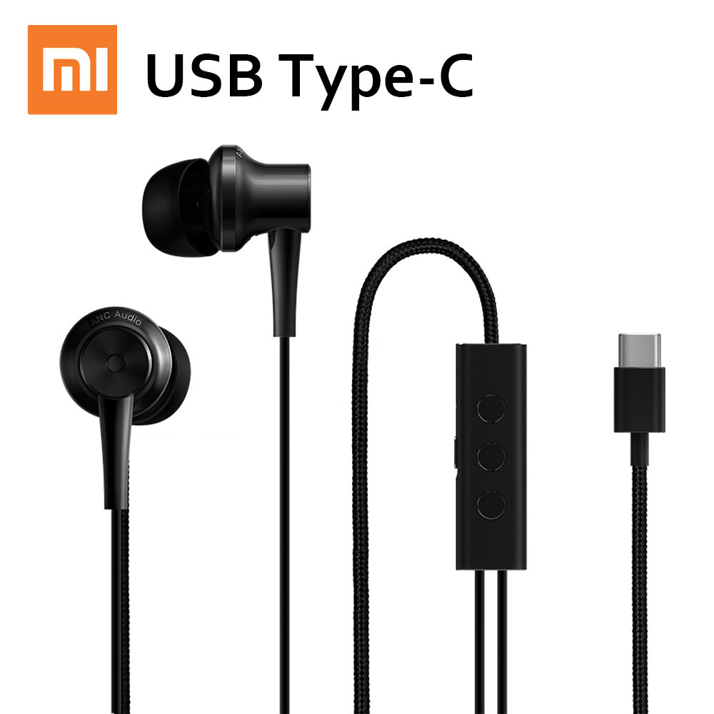 Mi Noise Cancelling USB Type-C earphones