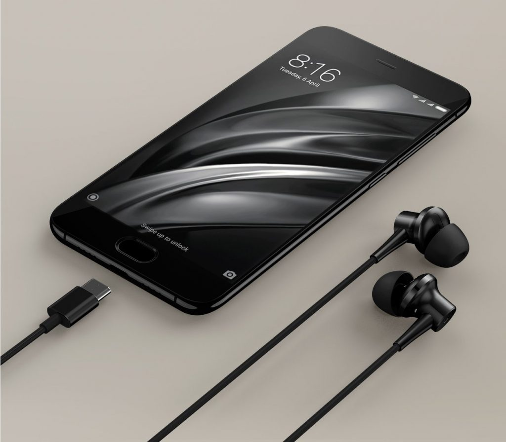 Xiaomi Mi Noise Canceling earphones (Type-C)