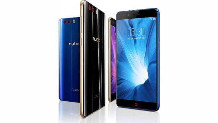 Nubia Z17S, Nubia Z17 miniS launched with 3D glass design & four cameras