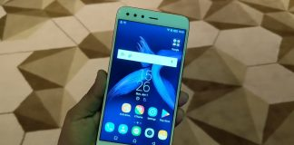 Infinix Zero 5 featured
