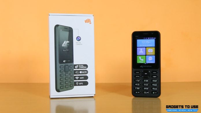 Micromax Bharat 1 featured