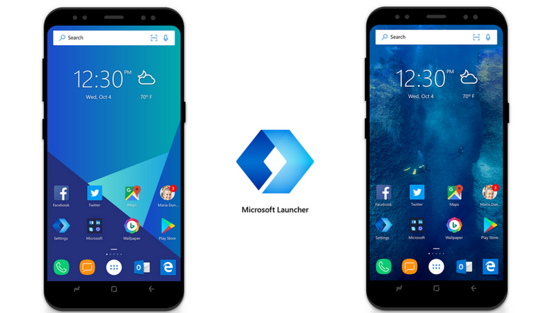 Microsoft Launcher update brings ability to create folders ...